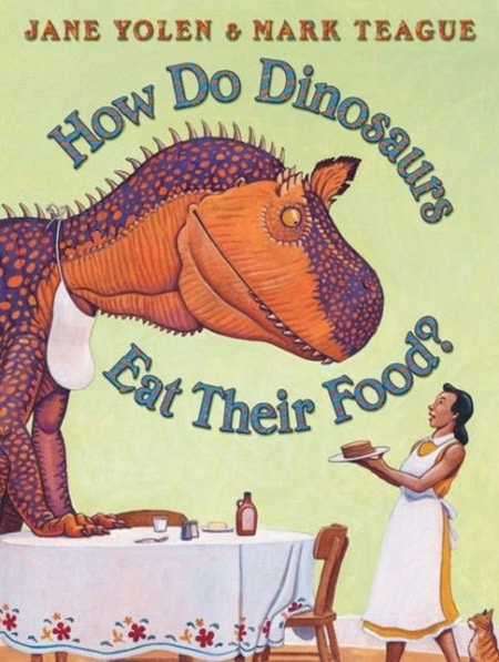picky eater: how do dinosaurs eat their food?