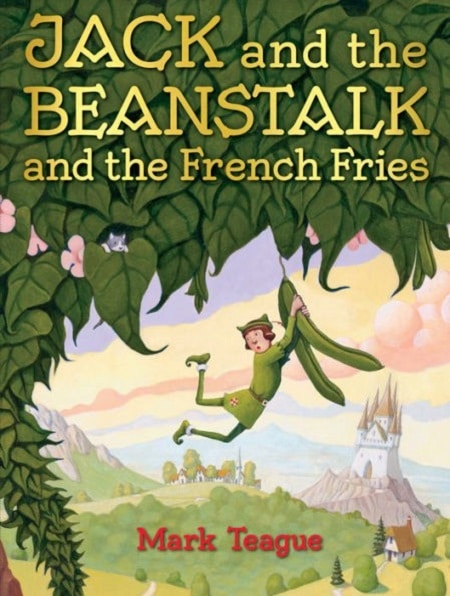 jack and the beanstalk and the french fries