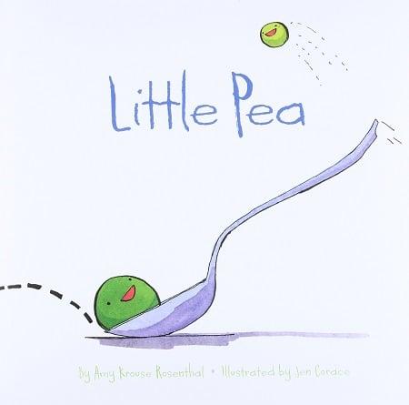 picky eater: little pea