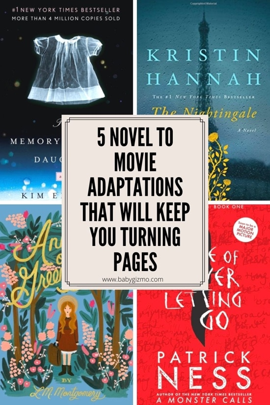 5 Novel To Movie Adaptations That Will Keep You Turning Pages