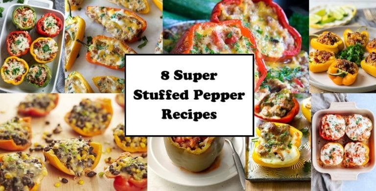 8 Super Stuffed Pepper Recipes