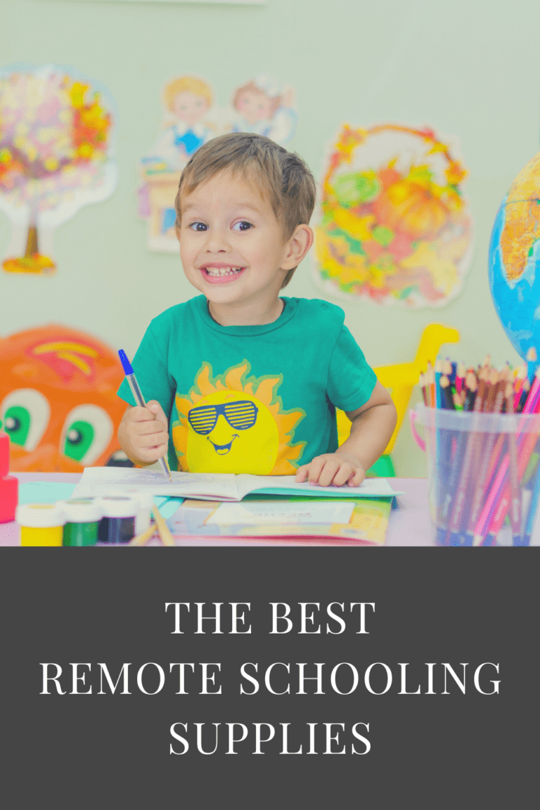 9 Supplies You'll Appreciate As You Launch Remote Schooling