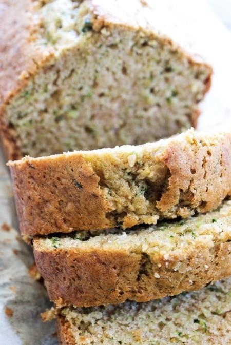 Zucchini Bread - zucchini Recipes