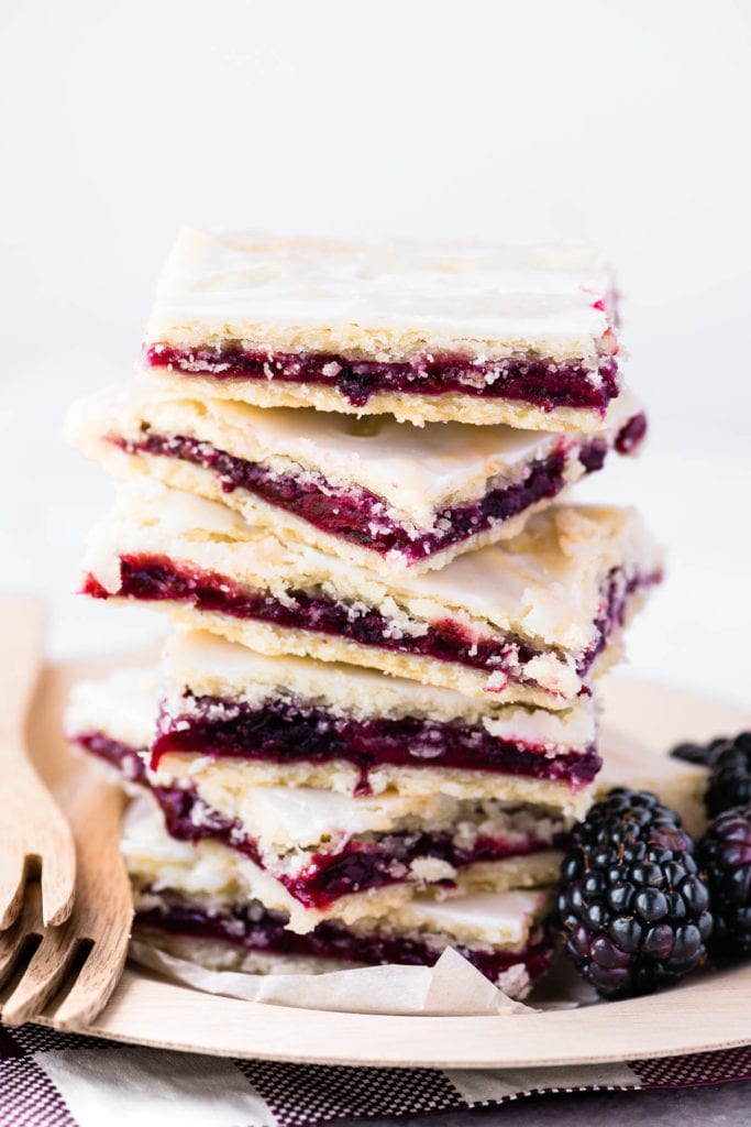Berry recipes - Blackberry pie