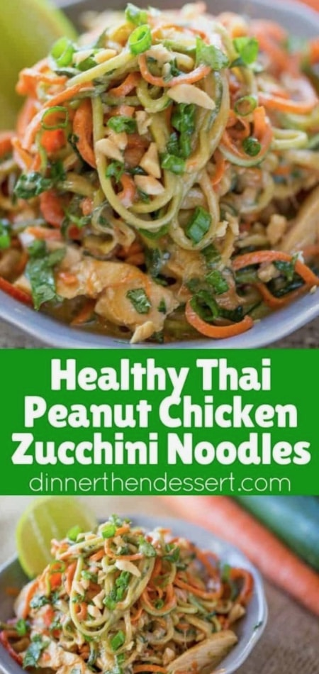 Zucchini Noodles - Zucchini Recipes