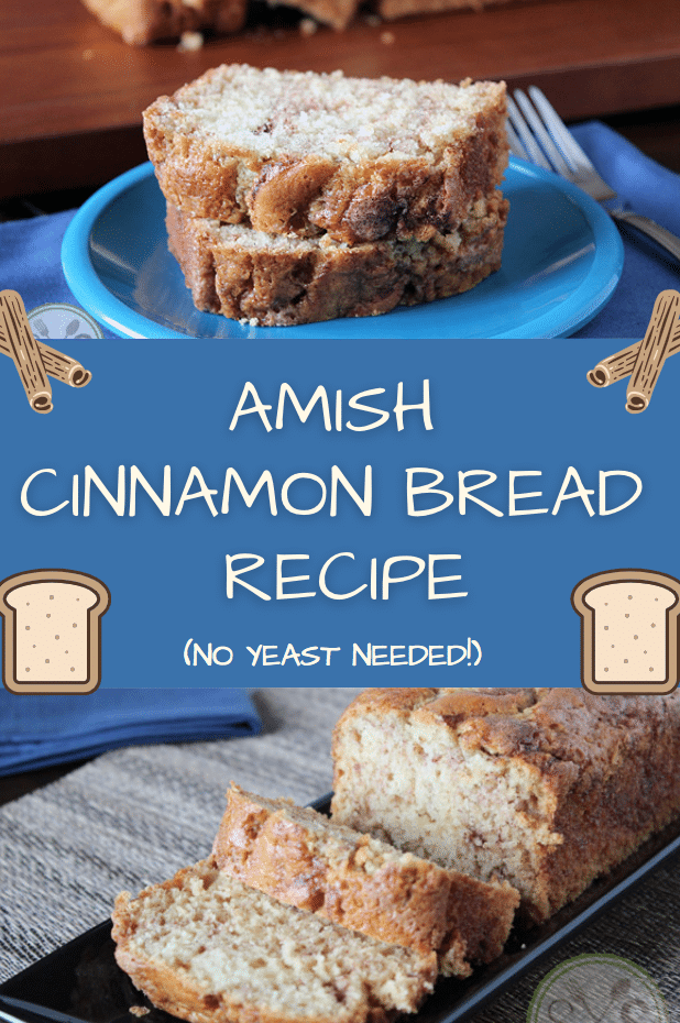 Easy to Make Amish Bread