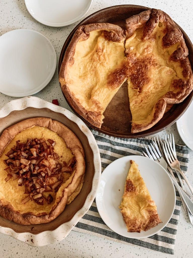 Breakfast Puff Pie