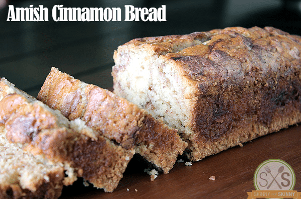 Easy Amish Cinnamon Bread Recipe