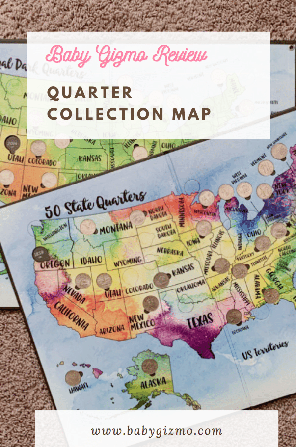 Quarter Collection Map