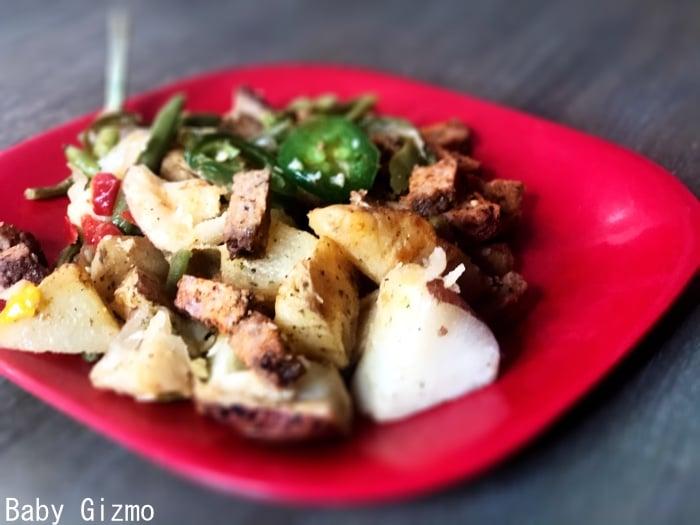Doorstep Meals Skinny Fajita
