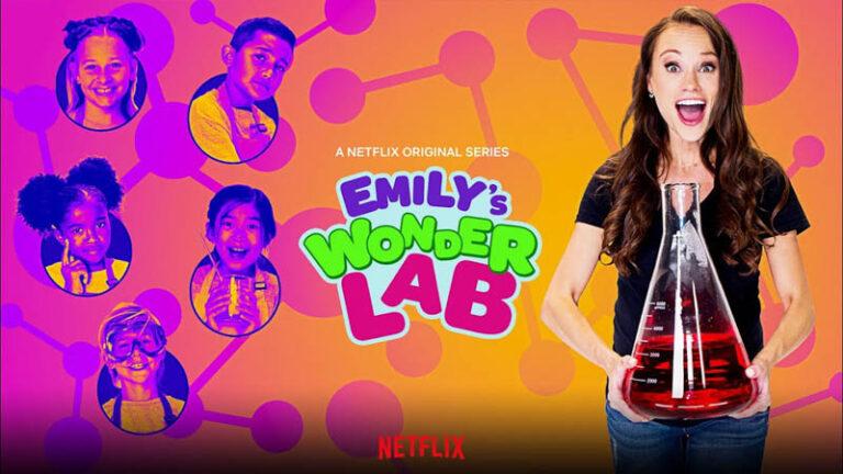 Emily's Wonder Lab: A STEM Netflix Show You Should See