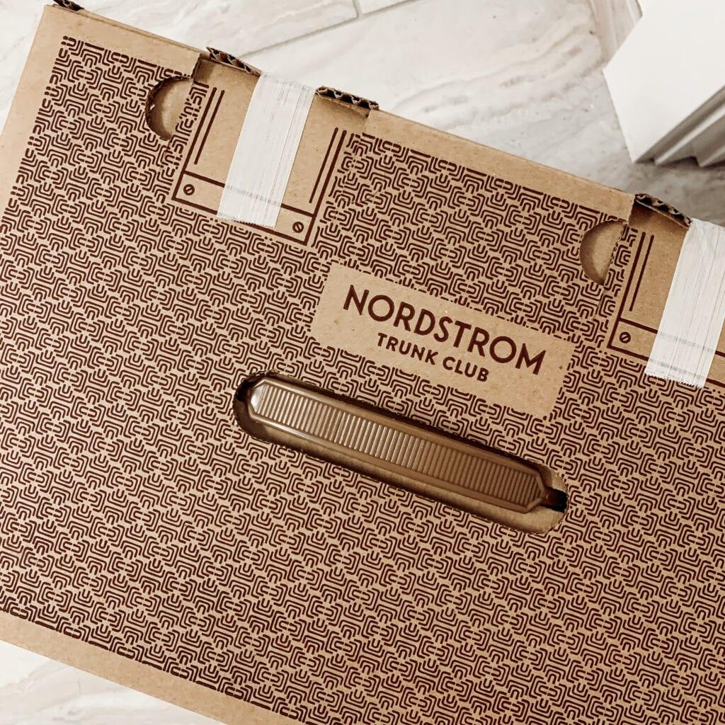 nordstrome trunk club box