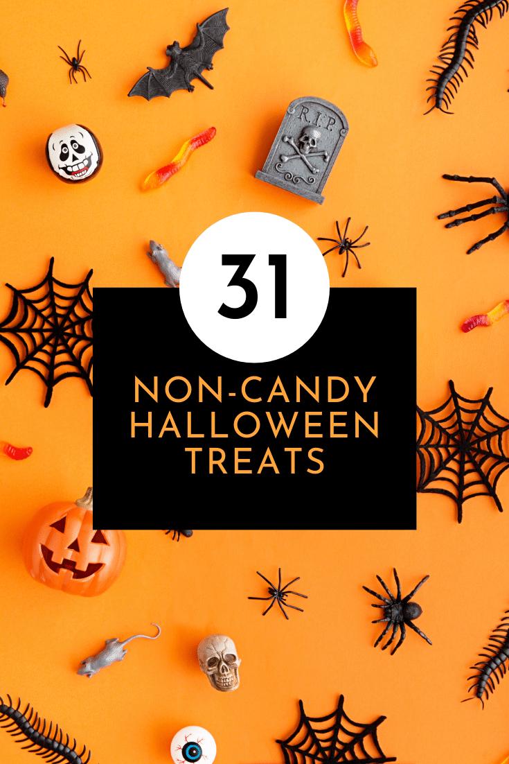 31 Non-Candy Halloween Treats