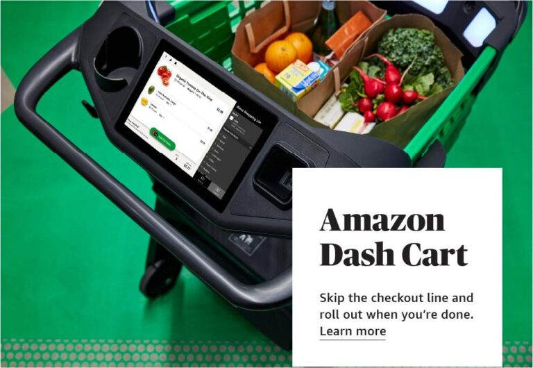 Amazon Fresh Stores: Shop Without Your Wallet