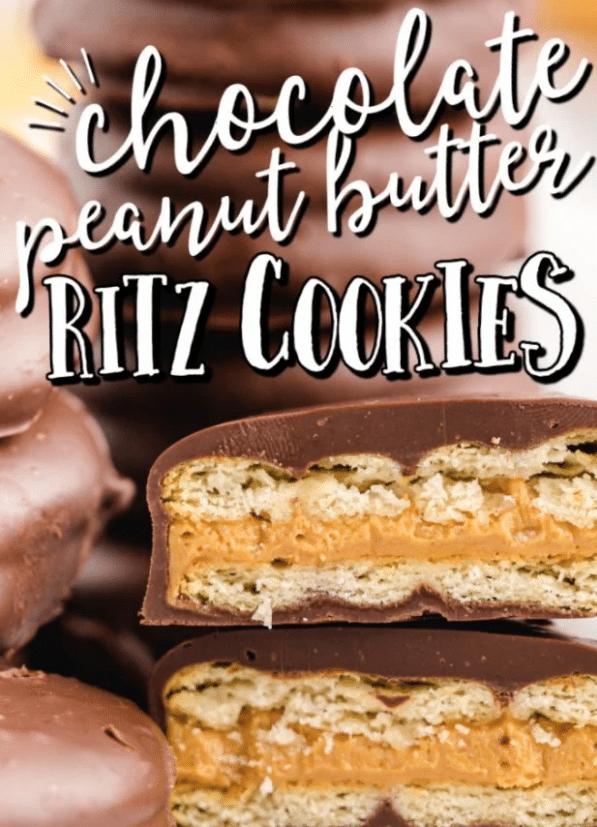 Ritz Cracker Christmas Cookie REcipe
