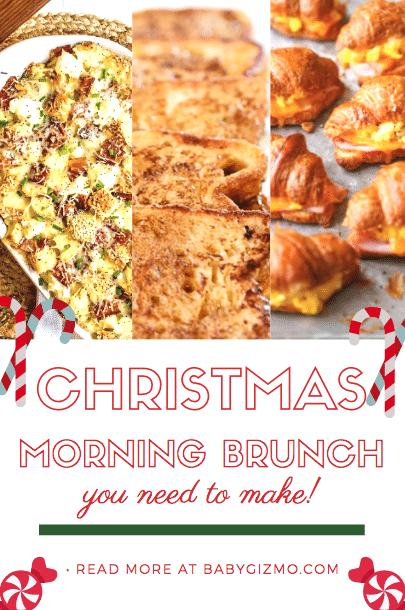 7 Christmas Morning Brunch Recipes