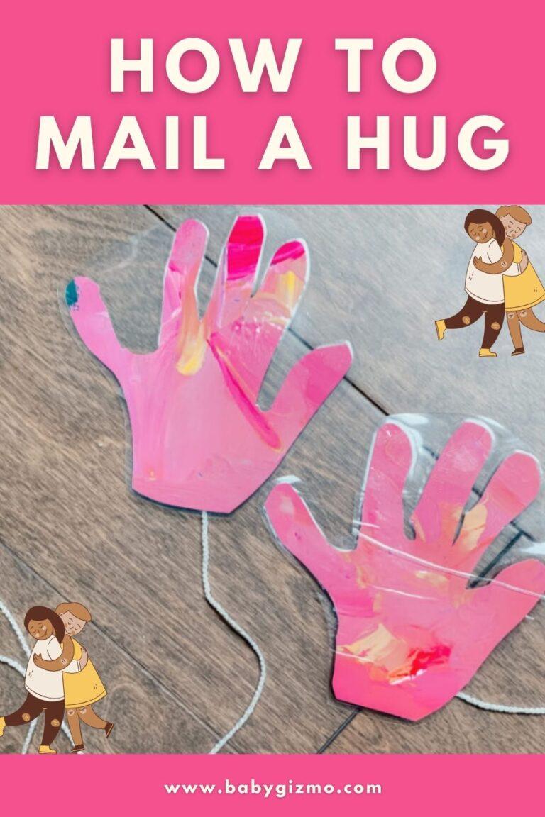 How To Mail a Hug