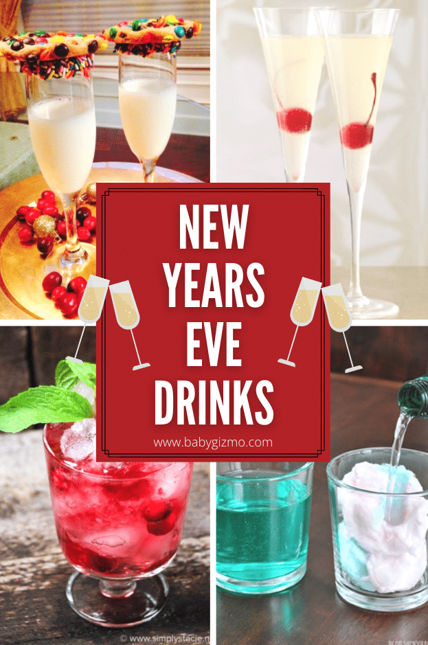 New Year's Eve Drinks