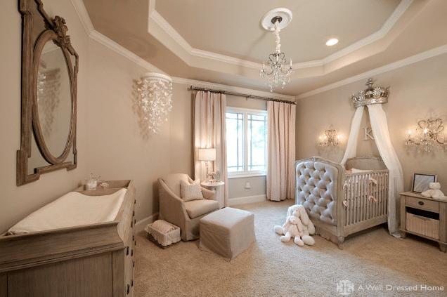 princess nursery