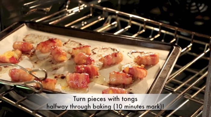 tater tots in the oven