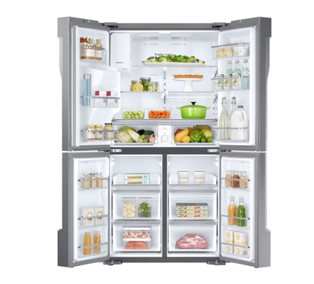 Samsung 4-Door Flex Refrigerator (Counter Depth) Review