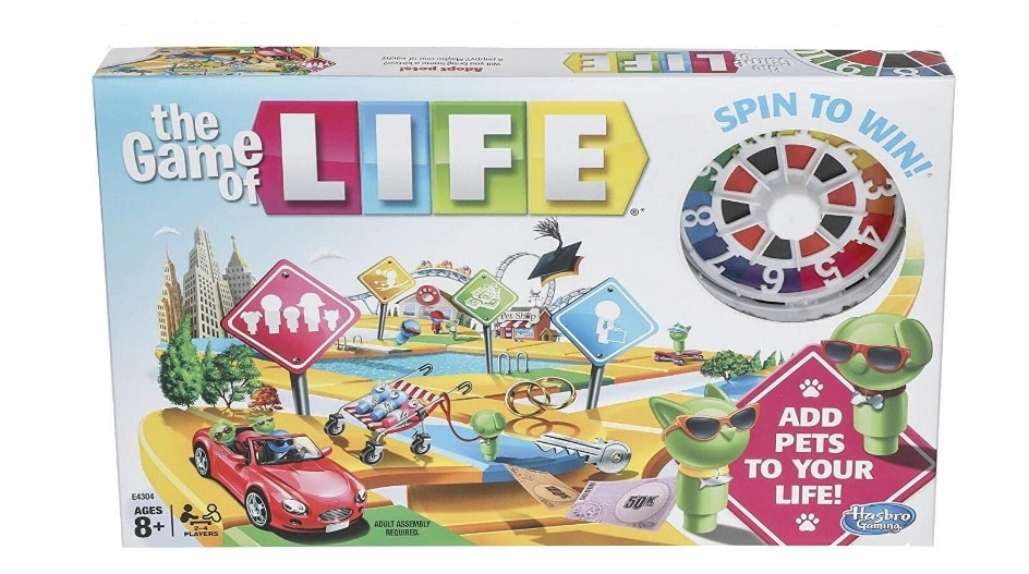 game of life box