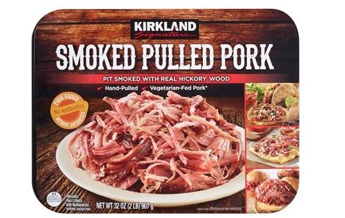 kirkland smoked pulled pork costco