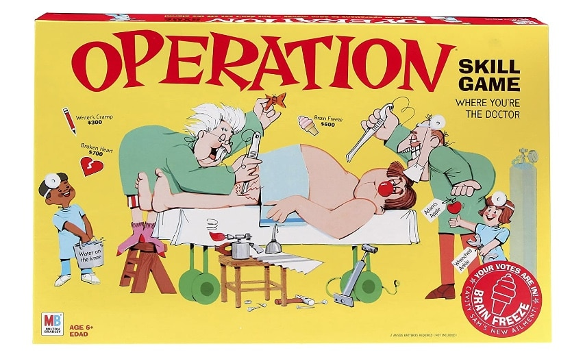 operation family game