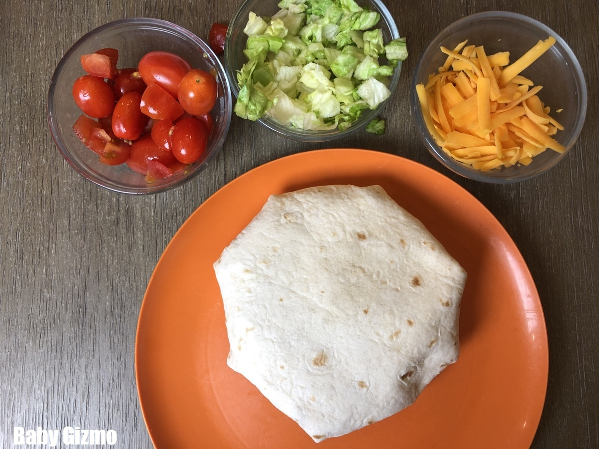 Taco bell copycat recipe with side fixings