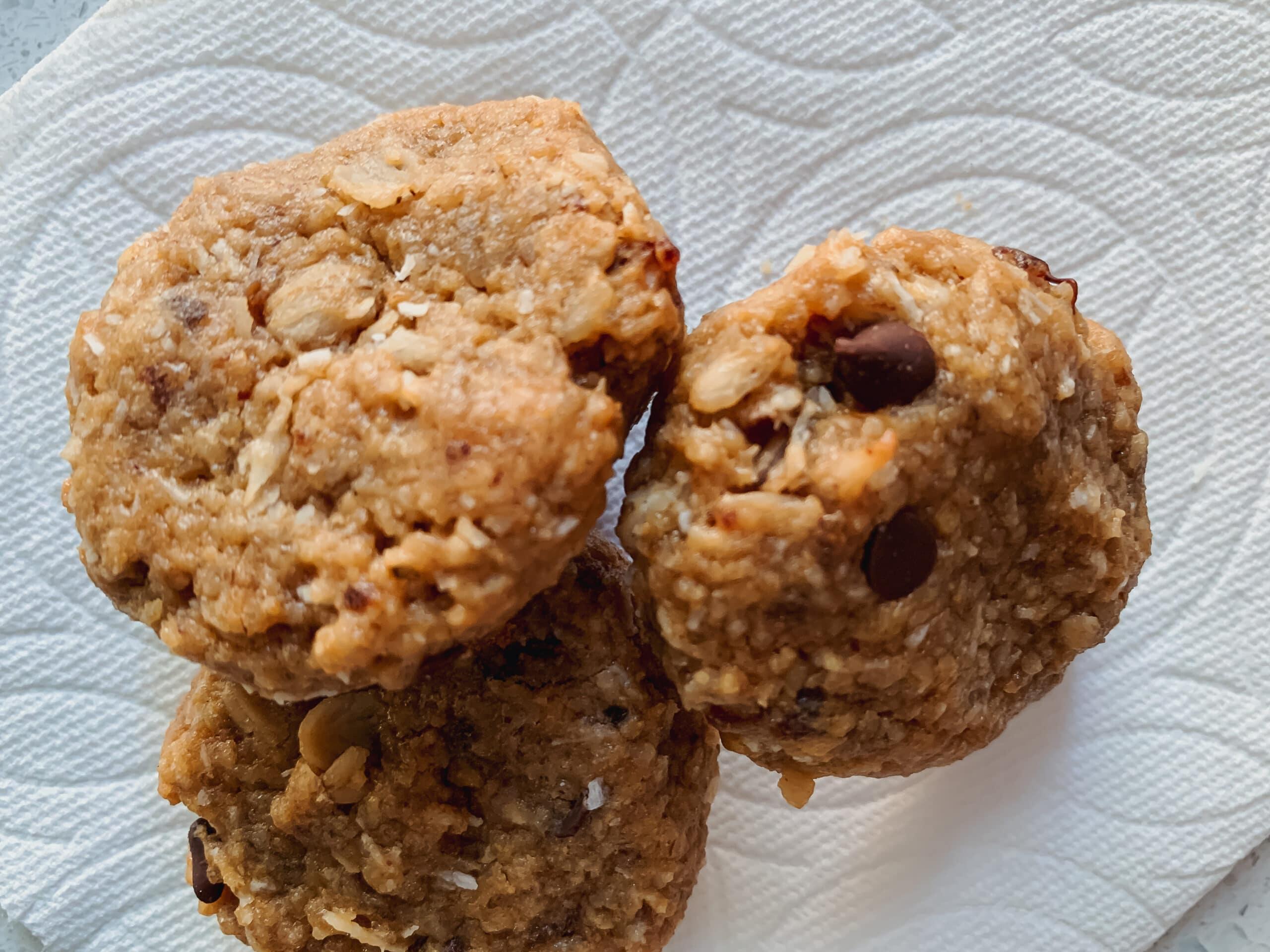 bite size lactation cookie bites