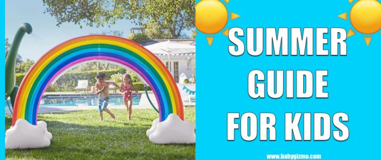 The Ultimate Summer Guide for Kids