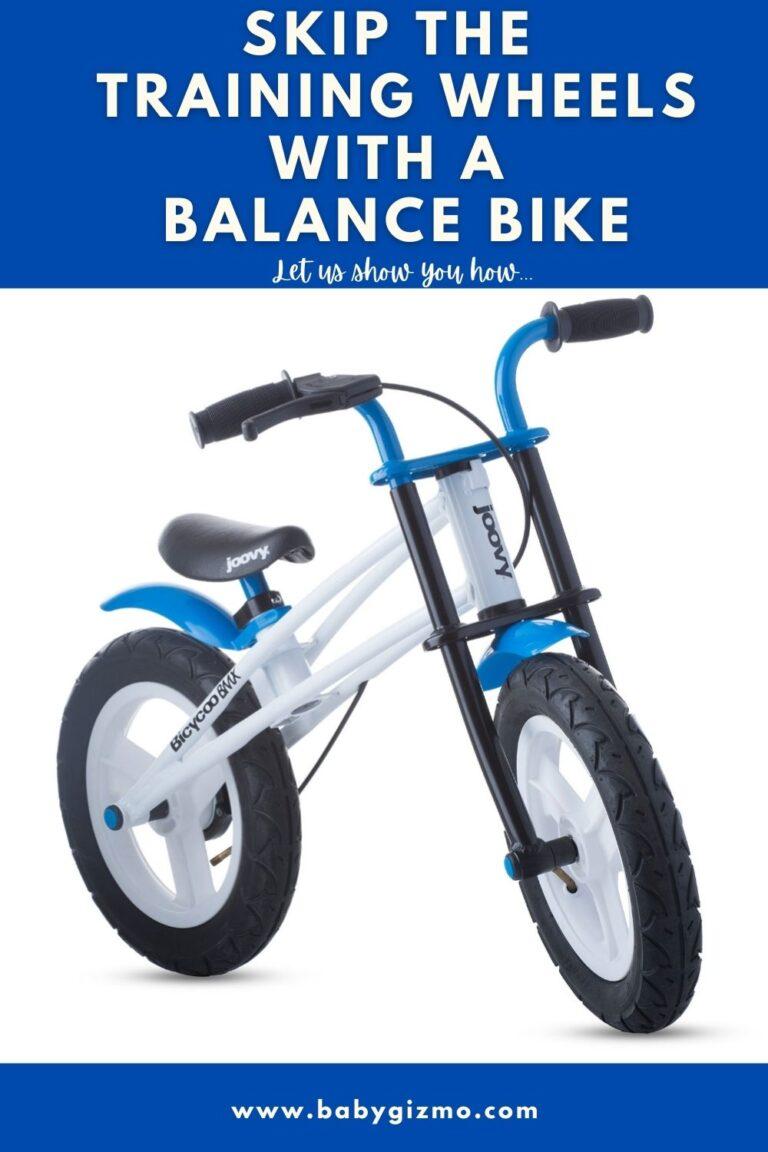 Balance Bike to Pedal Bike with No Training Wheels
