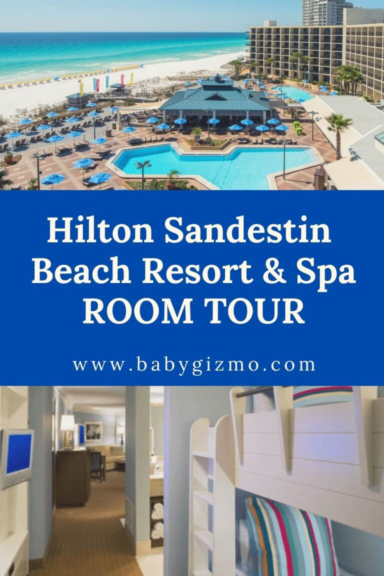 Hilton Sandestin Beach Resort & Spa Room Tour