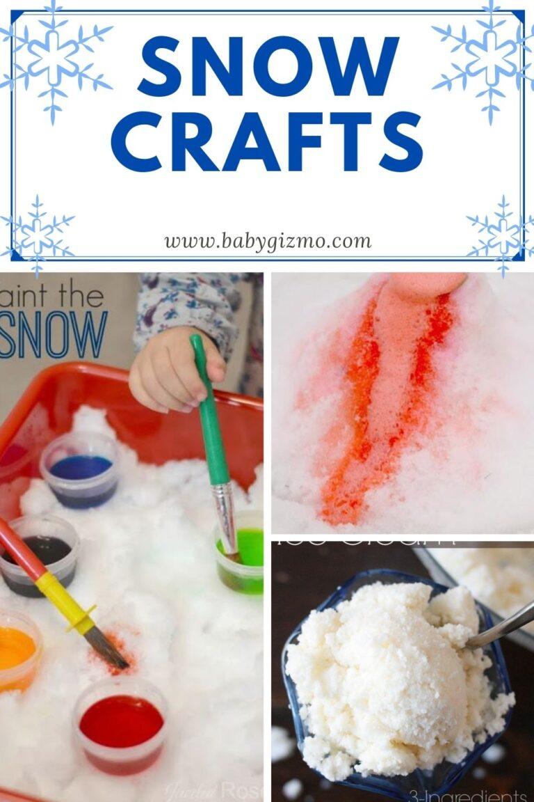 Snow Crafts