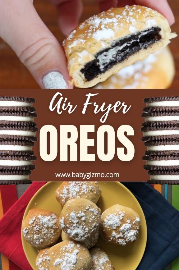 Air Fried Oreos