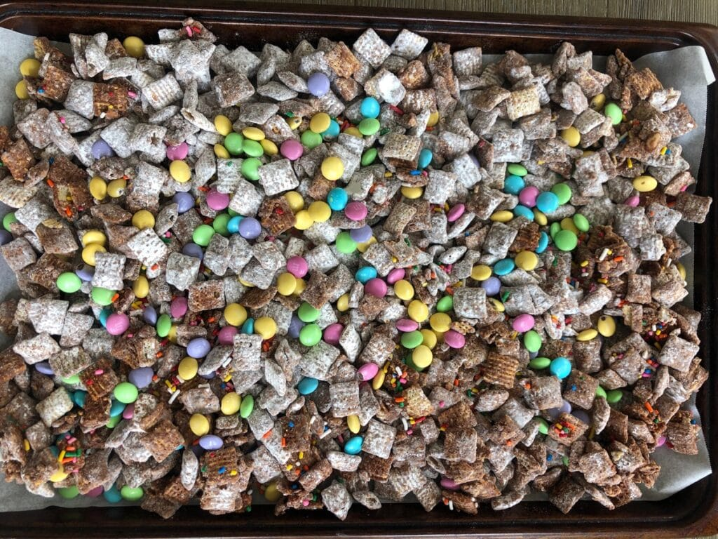 Chex Mix Puppy Chow