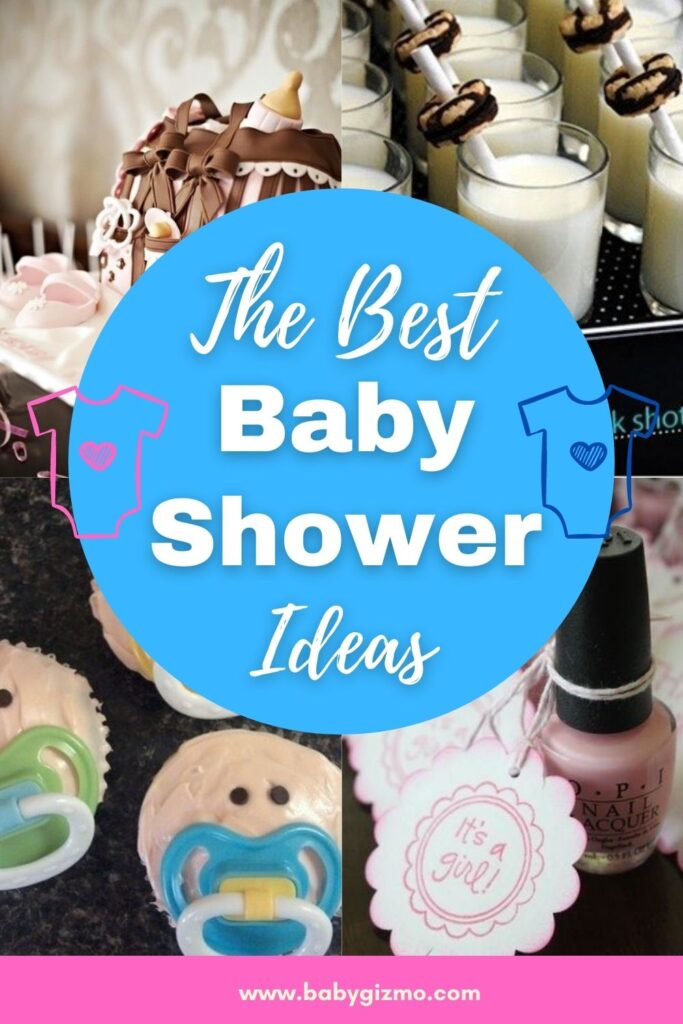 collection of baby shower ideas