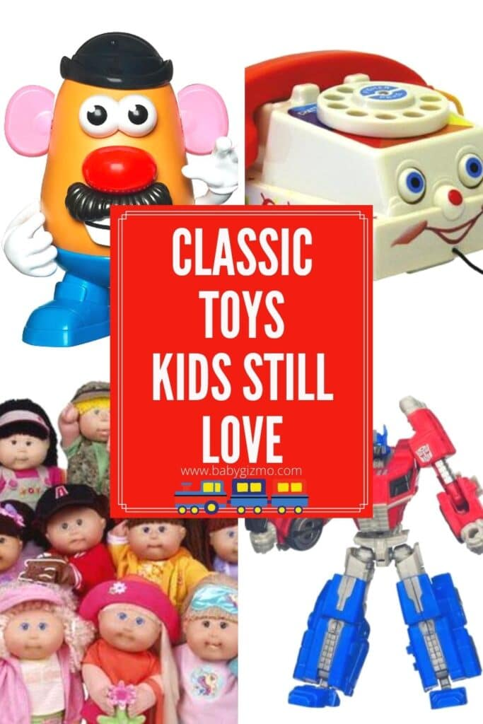 classic toys for kids