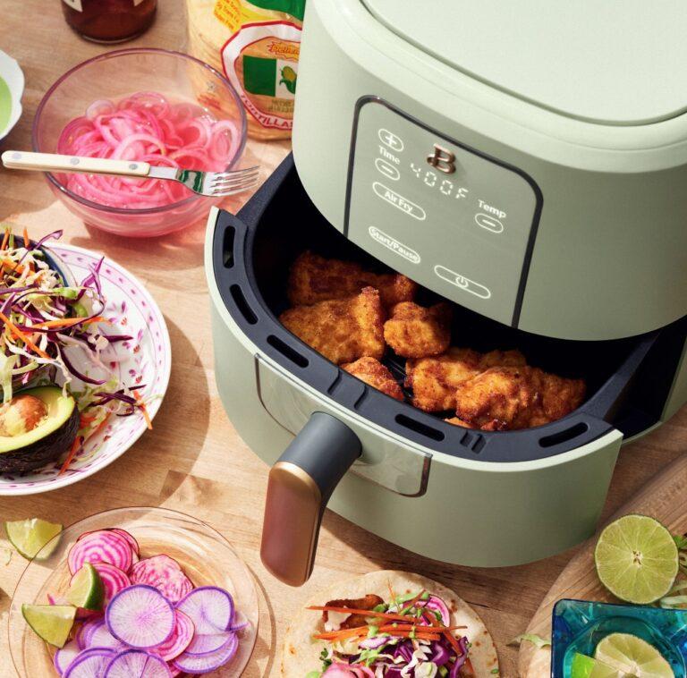 Drew Barrymore Announces Beautiful Kitchenware Appliances