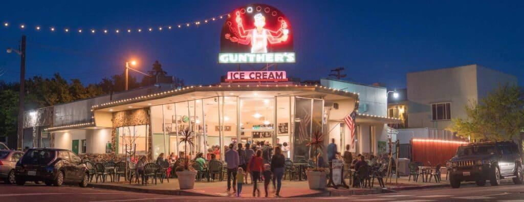 gunthers ice cream sacramento