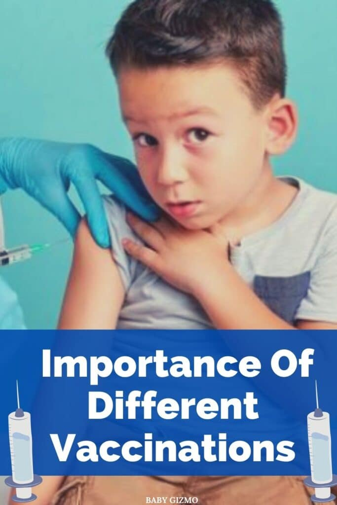 importance of childhood vaccinations