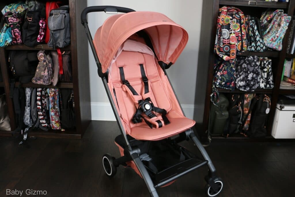 Joolz Aer Seat in PInk
