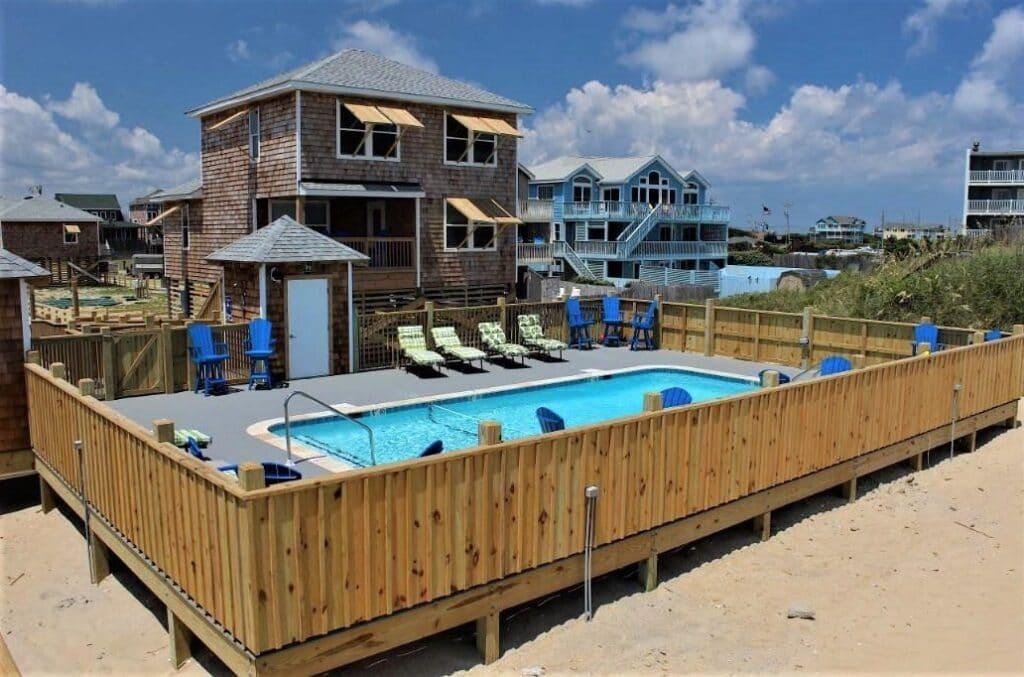 Whalebone Cottage Pool
