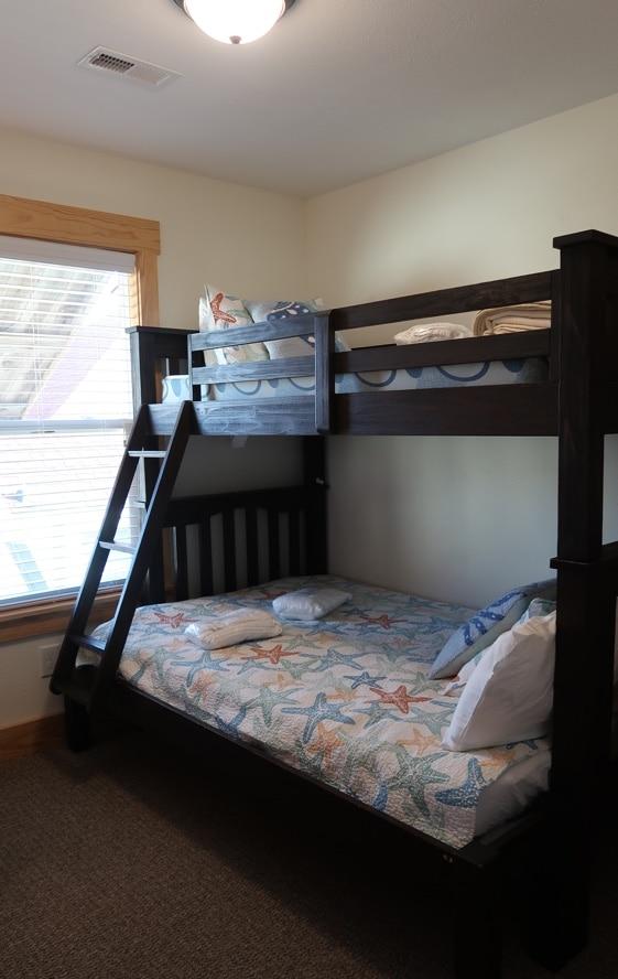 twin over full bunkbed