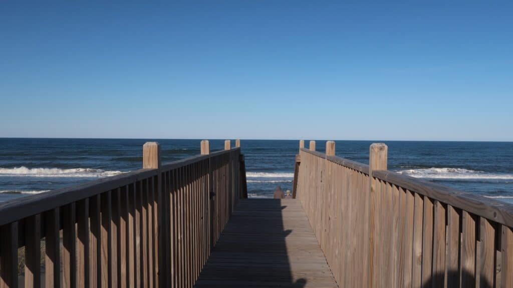 Outer Banks ocean view