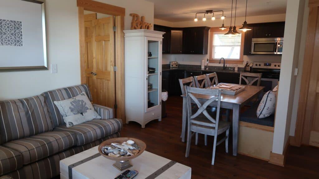 Whalebone Cottages Kitchen