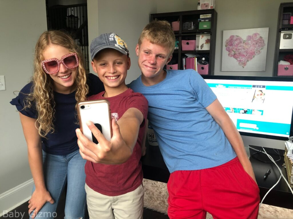 hello video kids