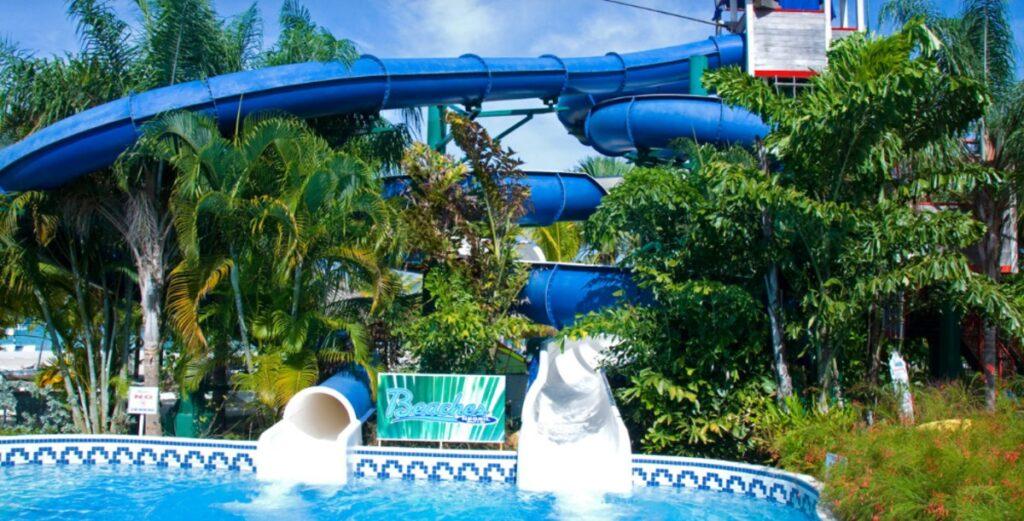 Beaches Resort Water Slide