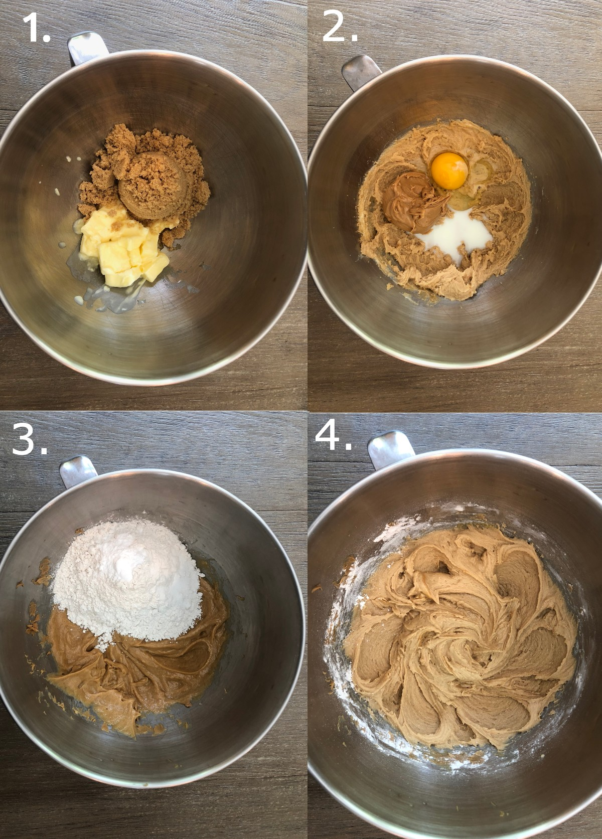 Butterfinger Cookie Step by Step