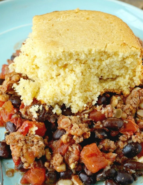 crockpot tamale pie